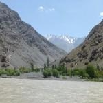1- Bartang valley