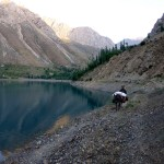 Trek des 7 lacs