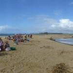 Entre océan Indien et lagune