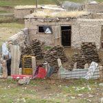 Pallisade au Tadjikistan