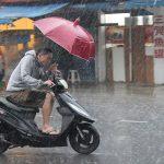 Pluie à Suao - Taiwan
