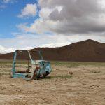 Rangkul: fin de la piste - Tadjikistan