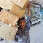 Livreur à Jodhpur - Rajasthan