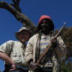 Scout (guide armé) en Ethiopie