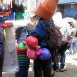 Vendeur de seaux -  Mexique