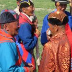 Au Naadam- Mongolie