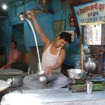 Fromager à Haridwar