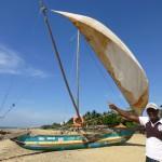 Catamaran de pêcheur