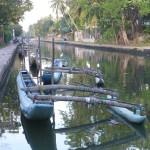 Le canal de Négombo