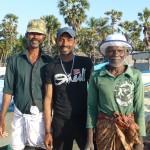 Nos amis pêcheurs