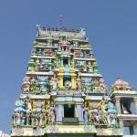 Temple hindouiste de Tellipalai