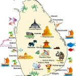 Cartes de Sri Lanka