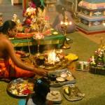 cérémonie du feu  et autres  rituels