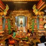 Puja au Temple de Kali à Trincomalee