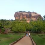 Le site de Sigiriya