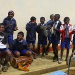 Chorale à l'école de la plantation
