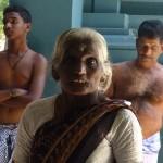 Au temple de Jaffna