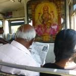 Sur la route de Jaffna