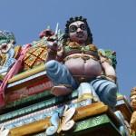 Temple de Kali à Jaffna