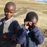 Enfants basothos