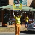 Campagne pour les élections Nationales