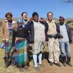 Nos amis du Lesotho