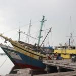 Le port de Makassar