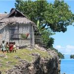 Au village badjo