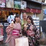 Nous au Japon…