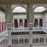Cour intérieure d'un haveli