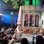 Spectacle de danse à Udaipur