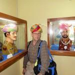 Au fort de Bikaner