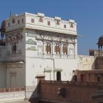 La citadelle de Bikaner