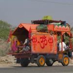 Bishnoîs en convoi