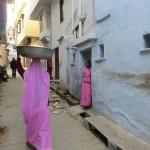 Dans les rues de Udaipur