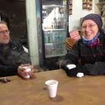 Un chai pour se réchauffer!