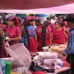 Jour de marché à Chajul