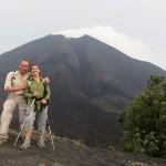 Ascension du volcan Pataya