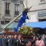 Procession de l'église san Antonio