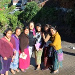 Les guatémaltèques et nous!