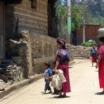 Chajul, village Ixil