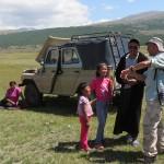 On fait le point sur la route avec Amantsk et sa famille