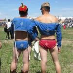 Naadam, la lutte mongole