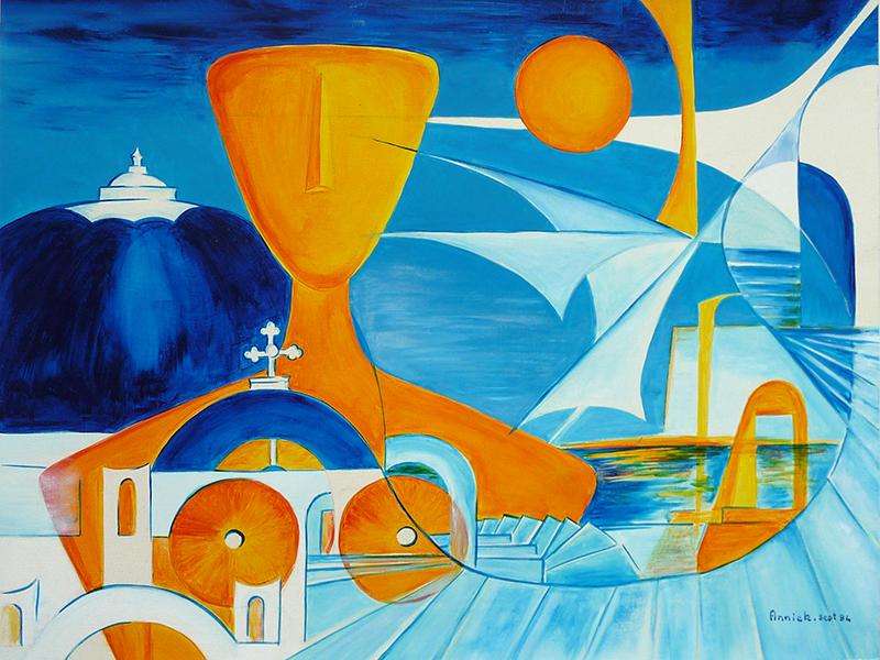 Cyclades - Gilanik - 1994