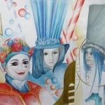 Souvenir du carnaval 1997