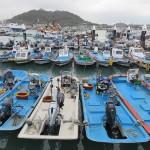 Le port de Mokpo
