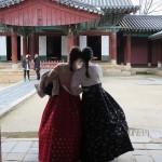 Au palais Gyeonggijeon