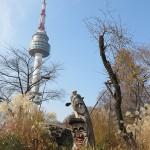 La tour de Séoul
