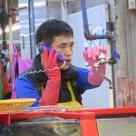 Pêcher à Busan