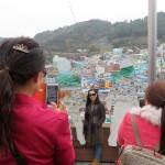 Vue sur Gamcheon